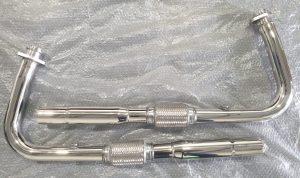 M3W EU3 Exhaust Headers 1